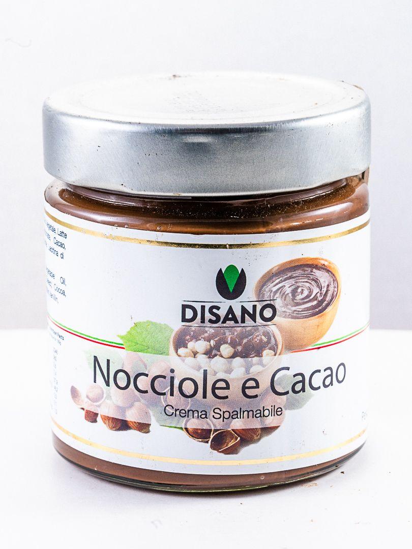 Crema nocciola e cacao