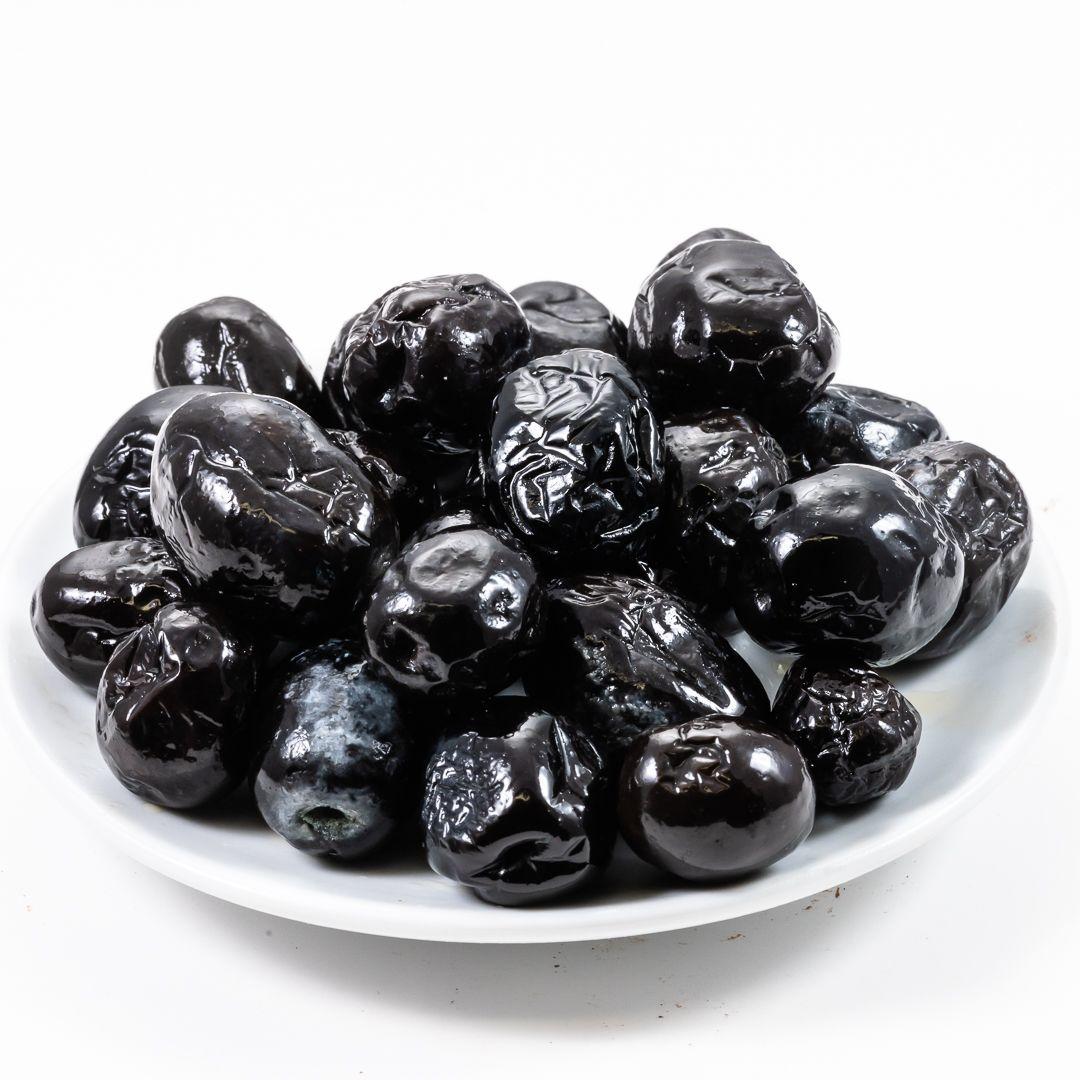 Olive nere al forno